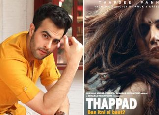 After The Tashkent Files, Ankur Rathee gears up for his next film Thappad