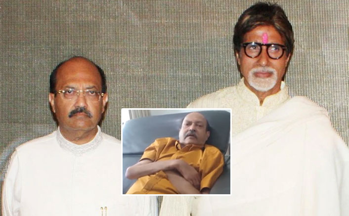 Amar Singh Apologizes Amitabh Bachchan & The Video Is Breaking The Internet