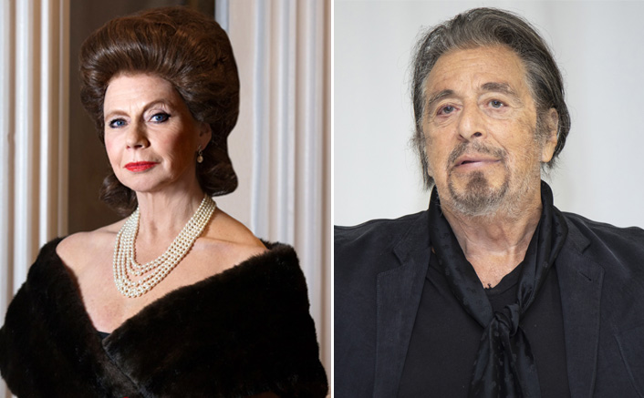 Al Pacino To Settle Down With 'Midsomer Murders' Actress Felicity Dean?
