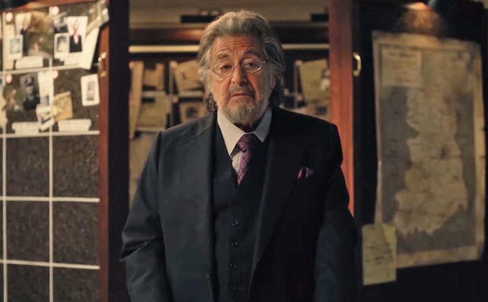 Al Pacino Opens Up About His Bond With His Debut Web Series Hunters' Director David Weil