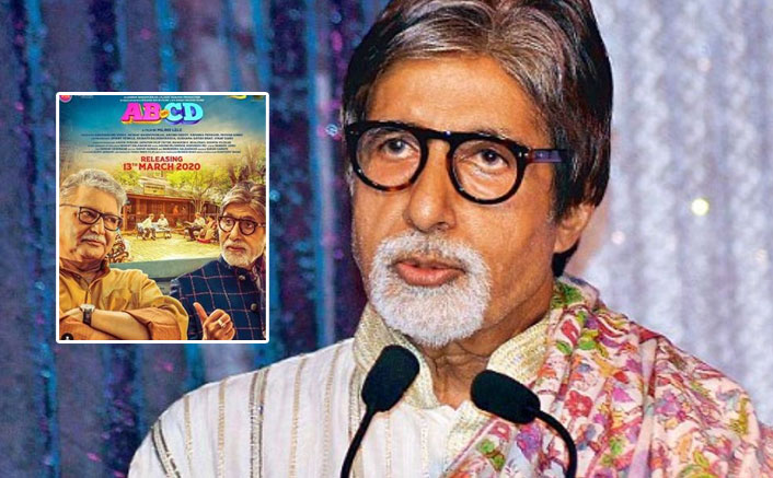Amitabh Bachchan Gets His Own Costumes For Marathi Film, AB Aani CD & The Reason Will Melt Your Heart