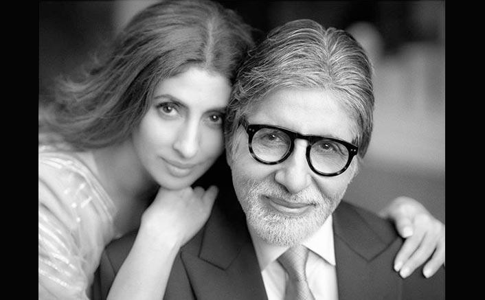 Amitabh Bachchan pens emotional post for daughter Shweta