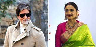 Rekha Did THIS When She Realised She Was Posing Next To Amitabh Bachchan & It's DANGEROUS!