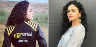 "Amruta Khanvilkar Opens Up About Her Stint In Khatron KeKhiladi: ""My Husband Called UpThe Channel &…"""