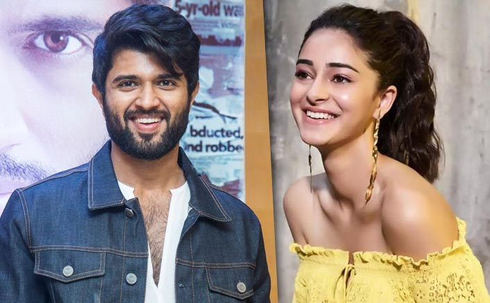 Ananya Panday To Begin Shooting For Vijay Deverakonda's Hindi Debut Film In THIS Month