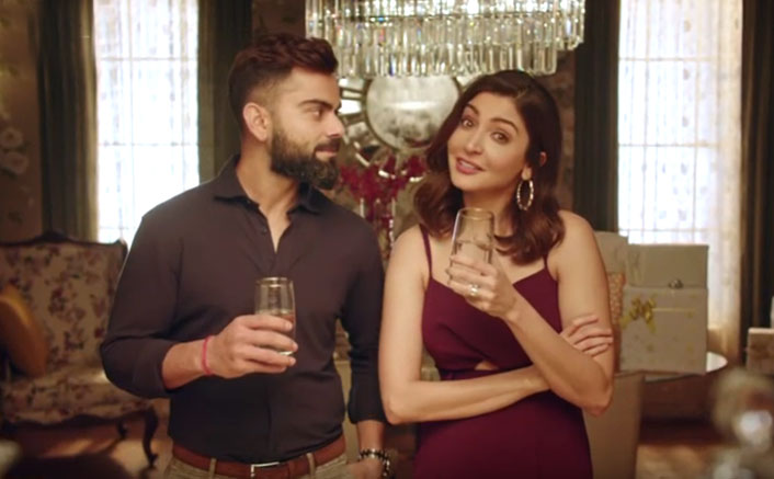 Anushka Sharma & Virat Kohli Hope Their Relationship Stays 'Strong Forever' In This New Ad