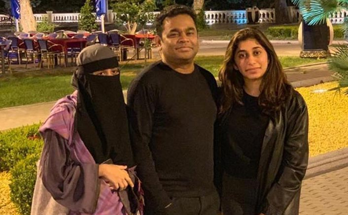 AR Rahman's Daughter Gives Befitting Reply To A Feminist Feeling Suffocated By Her Burqa