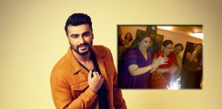 Arjun on mom's birthday: Wish we had more time together