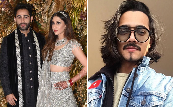 Armaan Jain-Anissa Malhotra Wedding Reception: Bhuvan Bam Is Back With His Funny AF Version Of Yet Another Bollywood Gala Evening!