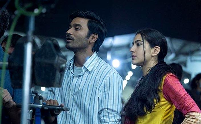 Atrangi Re: New Still Ft. Dhanush & Sara Ali Khan On 'How's The Hype?': BLOCKBUSTER Or Lacklustre?
