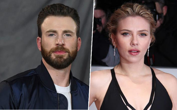 Avengers Fans Rejoice! Chris Evans AKA Captain America & Scarlett Johansson AKA Black Widow To Star In A Film Together