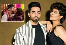 """Ayushamann Khuarrana's Wife Tahira Kashyap On Her Husband Kissing Another Man In Shubh Mangal Zayda Saavdhan: """"Was Delighted To See Him Kiss A Guy"""""""