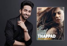Ayushmann Khurrana Hails Taapsee Pannu's Thappad, Tags It As The 'Most Important Film Of Our Generation""
