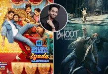 Ayushmann wishes Vicky for Bhoot which releases with Shubh Mangal Zyada Saavdhan!