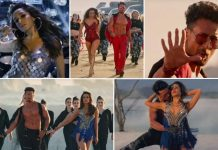 """Baaghi 3 brings glam and grooves with the most badass song of the year, """"Dus Bahaane 2.0"""". OUT NOW!"""