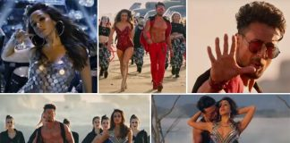 "Baaghi 3 brings glam and grooves with the most badass song of the year, ""Dus Bahaane 2.0"". OUT NOW!"