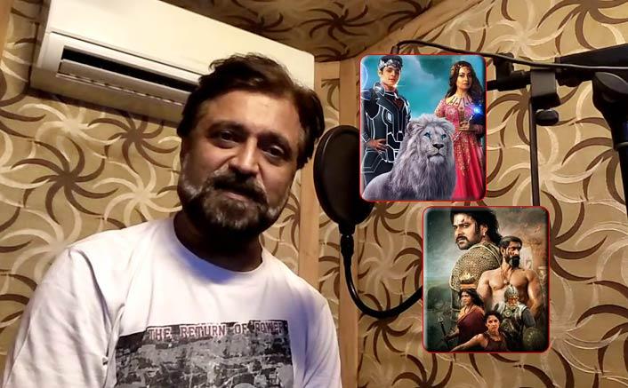 'Baahubali' voice artiste lends voice in 'Baalveer Returns'