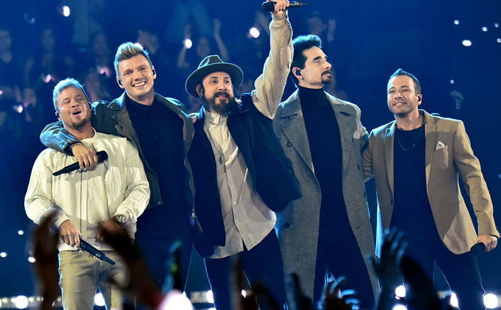 Backstreet Boys' hilarious cover of 'Thong song'