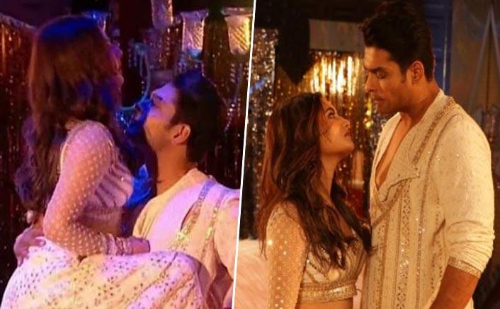 Bigg Boss 13: Rashami Desai & Sidharth Shukla Dancing On Ang laga De Leave Netizens Adoring The Two