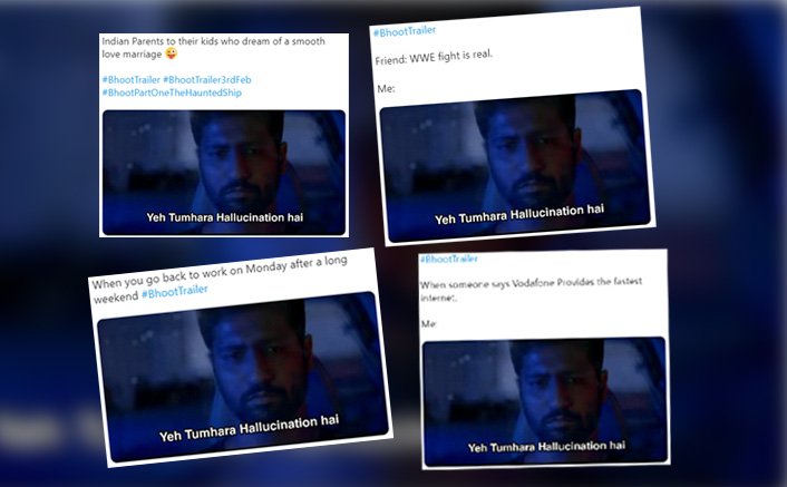 Bhoot Trailer: These Memes Ft. Vicky Kaushal's Dialogue Will Add Fun To Your Boring Tuesday!