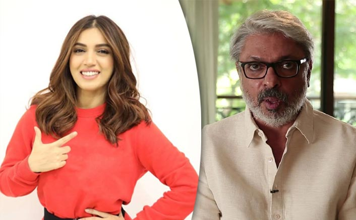 Bhumi Pednekar To Collaborate With Sanjay Leela Bhansali For His Next Production?