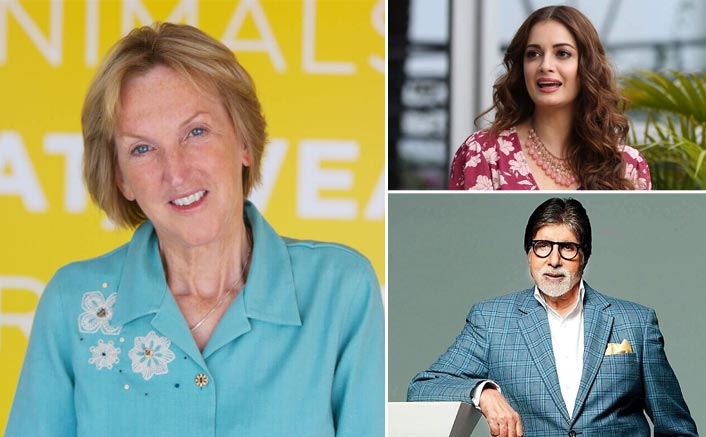 Amitabh Bachchan, Dia Mirza Lend Their Support To PETA Founder Ingrid Newkirk's New Book 'Animalkind'