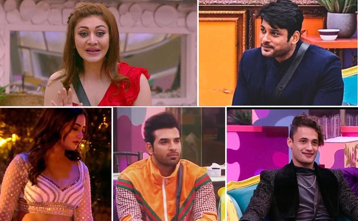 Bigg Boss 13: From Sidharth Shukla's Joggers To Rashami Desai's Winter Collection - A Look Back At Fashion Avatars