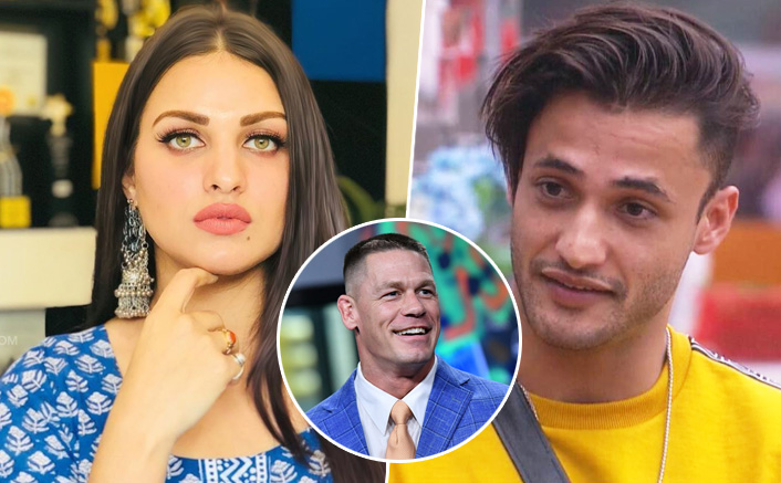Bigg Boss 13: John Cena Roots For 'Asim Riaz For The Win' Yet Again, Leaves Himanshi Khurana Elated