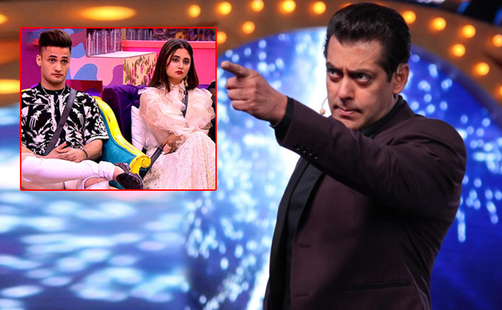 Bigg Boss 13: Salman Khan Asks Asim Riaz, Rashami Desai To LEAVE; Slams Them For Calling The Show Biased!