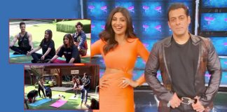 Bigg Boss 13: Shilpa Shetty turns yoga teacher for contestants