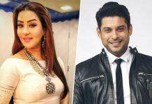 Bigg Boss 13: Shilpa Shinde claims she dated Sidharth Shukla
