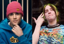 Billie Eilish excited about Justin Bieber even if he 'pooped' on a plate