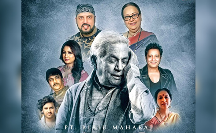 Birju Maharaj's Poems Gets A Musical Touch By Javed Ali, Shreya Ghoshal & Others In Mann Bheetar