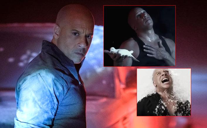 'Bloodshot' star Vin Diesel feels pressure playing superhero