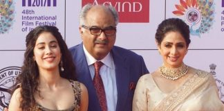 Boney Kapoor with daughter Janhvi remembers Sridevi on her second death anniversary