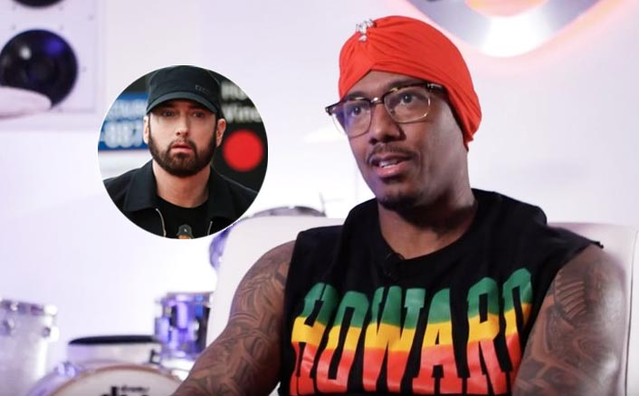 Botox the secret to Eminem's young-looking face: Nick Cannon