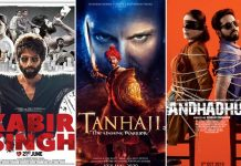 Box Office: Kabir Singh, Tanhaji, AndhaDhun & Others - Films That Proved To Be A GAME CHANGER