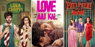 Box Office - Kartik Aaryan's Love Aaj Kal opens even better than Pati Patni aur Woh and Luka Chuppi | Feb 15