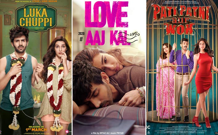 Box Office - Kartik Aaryan's Love Aaj Kal opens even better than Pati Patni aur Woh and Luka Chuppi | Feb 15