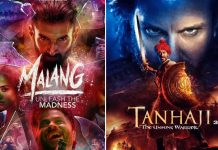 Box Office - Malang is fair on Saturday, Tanhaji - The Unsung Warrior rises again | Feb 16