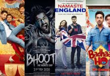 Box Office: Shubh Mangal Zyada Saavdhan VS Bhoot & Ayushmann Khurrana's 8 Major Clashes