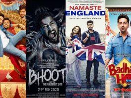 Box Office: Shubh Mangal Zyada Saavdhan VS Bhoot & Ayushmann Khurrana's 8 Major Clashes