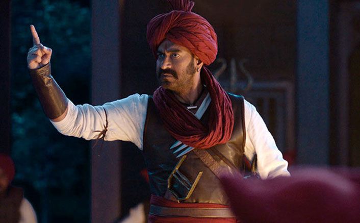 Box Office - Tanhaji - The Unsung Warrior stays over 1 crore on fifth Friday too