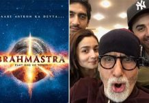 Brahmastra: Alia Bhatt To Join Amitabh Bachchan & Ranbir Kapoor For A Final Leg Of Shoot; Parts Of Himachal Pradesh Recreated