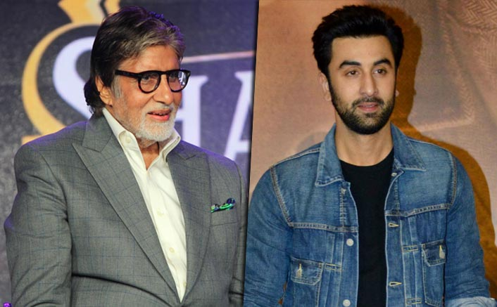 """Brahmastra: Amitabh Bachchan Applauds Ranbir Kapoor's Talent, """"I Need 4 Of Those To Keep Up With His Enormous Talent"""""""