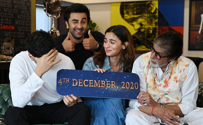 Breaking: Brahmastra's Final Release Date Is Out Now, Ranbir Kapoor & Alia Bhatt Fans Can Have A Sigh Of Relief