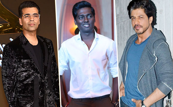 BREAKING: Shah Rukh Khan & Atlee Kumar's Film Now Has Karan Johar Involved, To Recreate The Baahubali Magic?