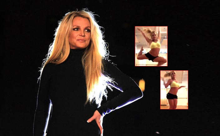 Britney Spears Breaks Her Foot & Shares The Video For The Same