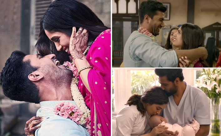 Channa Ve From Bhoot Part One -The Haunted Ship: Vicky Kaushal & Bhumi Pednekar's Love Story Takes A Wrong Turn