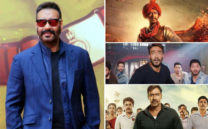 Check Out Ajay Devgn's Films In The List Of Koimoi's Most Profitable Films (Since 2013)